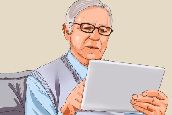 Senioren Tablet