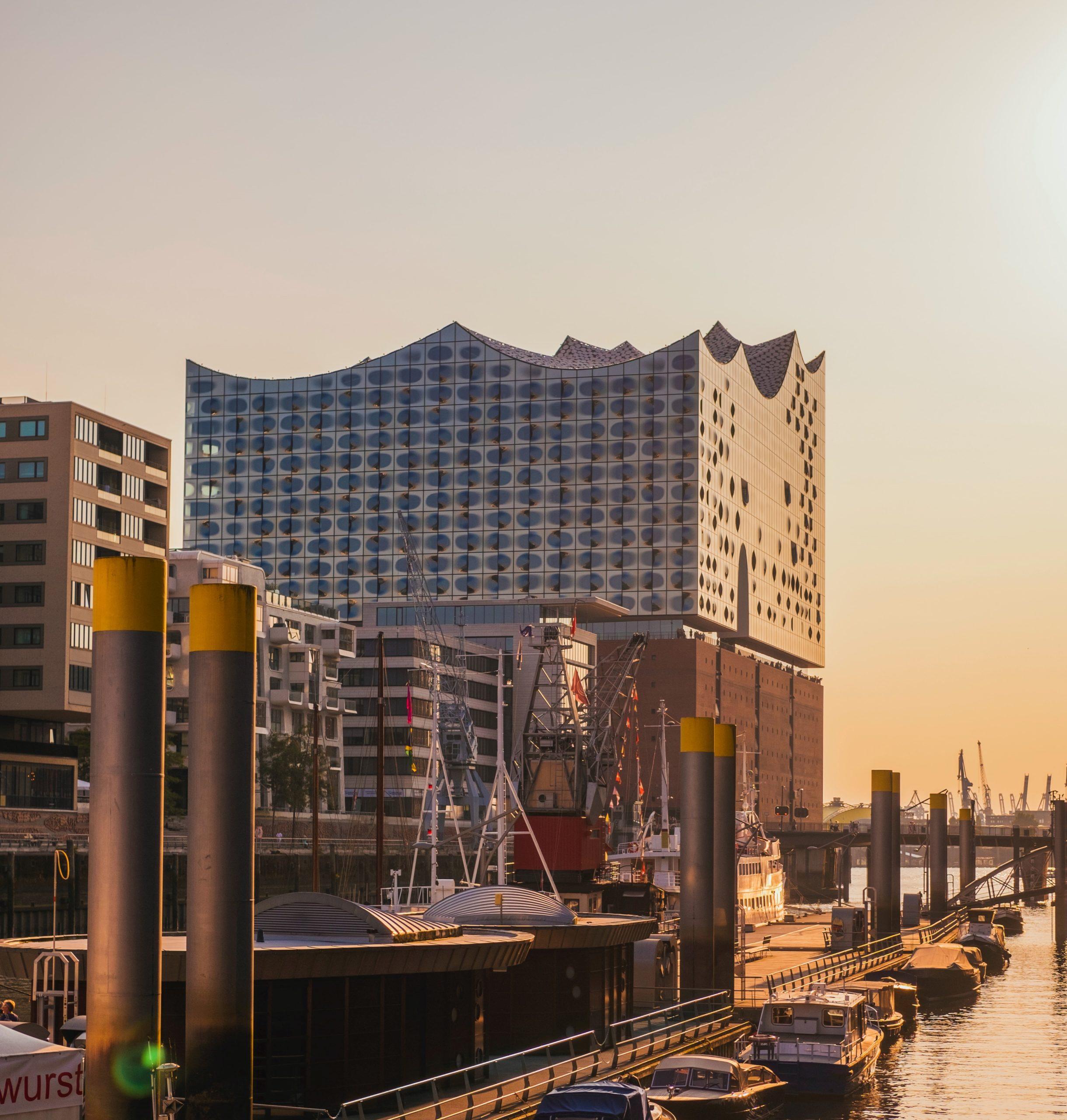 Foto von Hamburg